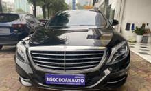 Mercedes S400  .sx 2016, mầu đen ,tư nhân một chủ từ đầu ,
