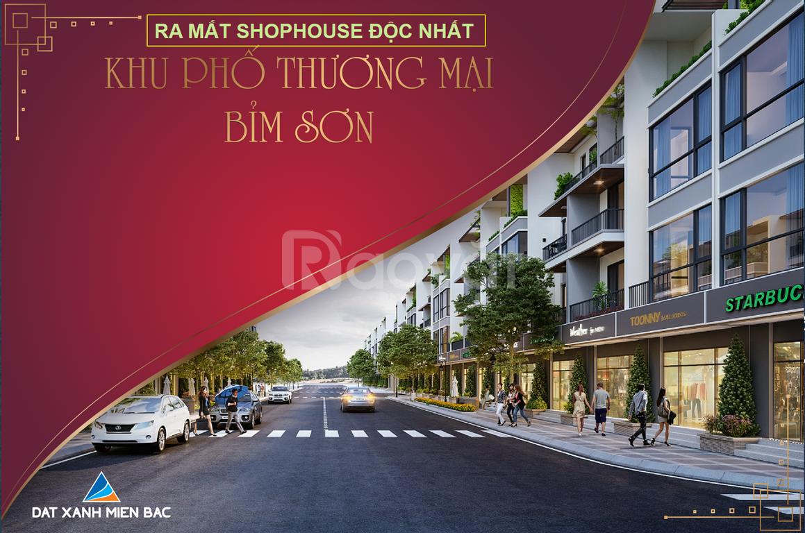 Nhà phố thương mại Bỉm Sơn