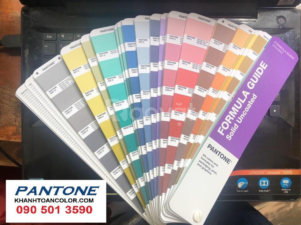 Pantone Color Bridge C U GP6102A USA chính hãng 2020 nhập khẩu