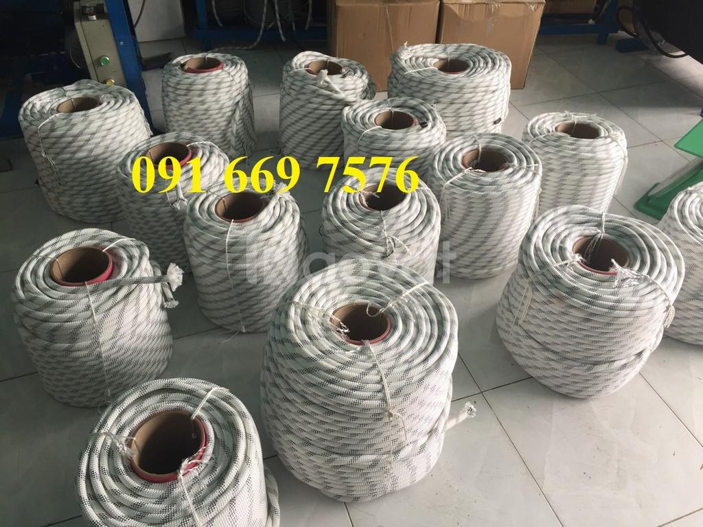 Nhận sản xuất dây thừng, dây dù, dây cứu sinh từ 6mm đến 16mm