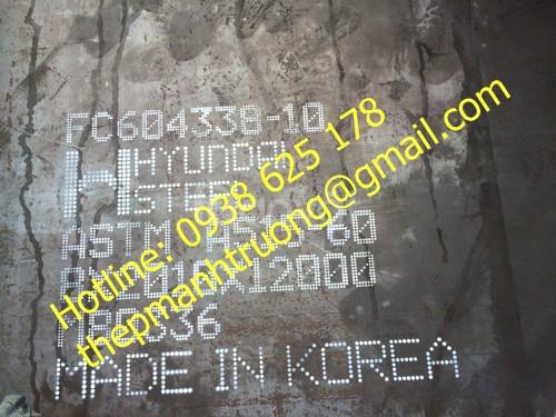 Nhà phân phối thép tấm chịu nhiệt a516 grade 60 grade70, thép lò hơi