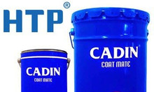 Ứng dụng của sơn dầu Cadin dùng sắt thép trong nhà và ngoài trời