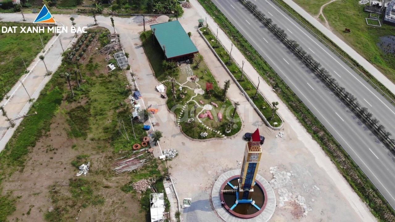 Bán đất nền giá rẻ Green Park Hưng Hà - Thái Bình giá 8tr/m2