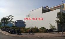 Ngân hàng HT thanh lý đất nền khu vực TPHCM - gần BX Miền Tây