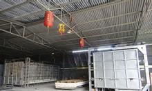 Xưởng tại Gia Lâm 500 m2 container đỗ cửa