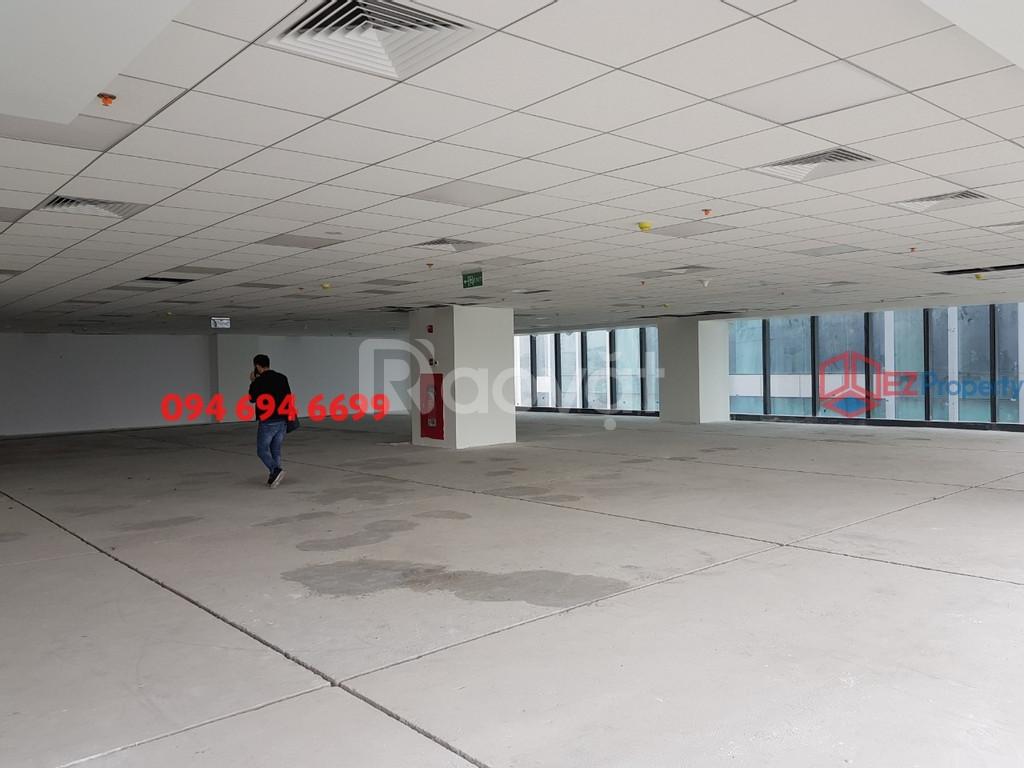 Cho thuê văn phòng tại tòa hạng A Geleximco Peakview mặt phố Hoàng Cầu