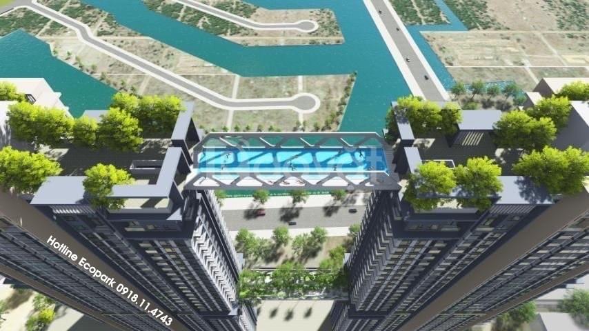 Chung cư Sky Oasis Ecopark – Từ 890 Triệu/căn S: 30-107m2 – HTLS 0%
