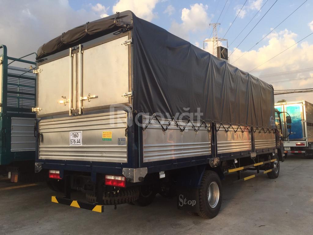 Xe tải 7 tấn+ faw 7t3 ~ | faw 7.3 tấn | faw 7 tấn 3 +động cơ hyundai