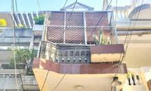 Nhà Trần Quang Diệu,Q3 hẻm xe tải 1 trục, 5 tầng, giá rẻ khu vực.