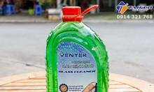 Combo gạt nước cầm tay khăn lau kính dạng da bò nước rửa kính