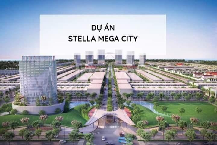 Cặp nền ngoại giao vị trí đẹp Stella Mega City