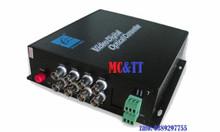 Bộ thu phát 8 kênh Video sang Quang SWV60800