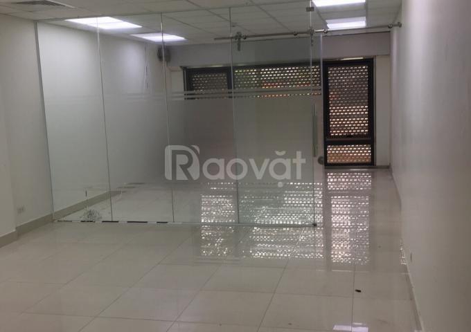 Văn phòng 35m2 cho thuê quận Đống Đa phố Chùa Láng giá 9 triệu/tháng