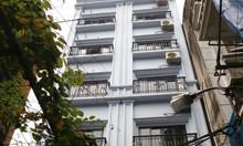 Bán nhà đẹp ngõ Khâm Thiên, 2 ô tô tránh, ô tô đỗ sân, thang máy 6.6 t