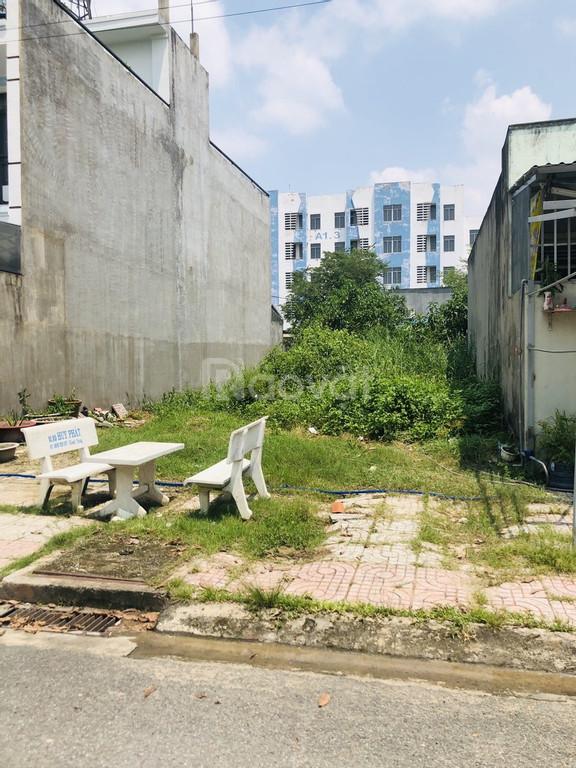 Gia đình cần bán 3 lô đất kdc Hai Thành Bình Tân cách aeon 5 phút