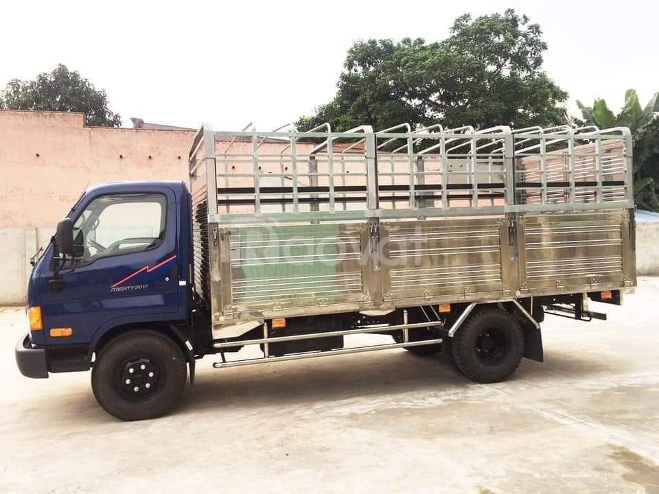 Xe tải 8 tấn Hyundai Mighty, hỗ trợ vay 80%, xe giao ngay