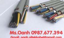 Cáp điều khiển Altek Kabel  thương hiệu Đức, chất lượng đạt tiêu chuẩn