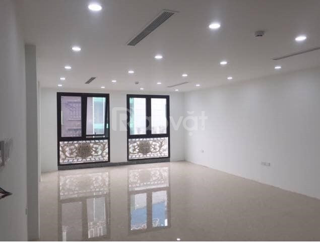 Bán gấp nhà 8 tầng phố Nguyễn Thị Định, ngõ ô tô, Kdoanh đỉnh 13 tỷ