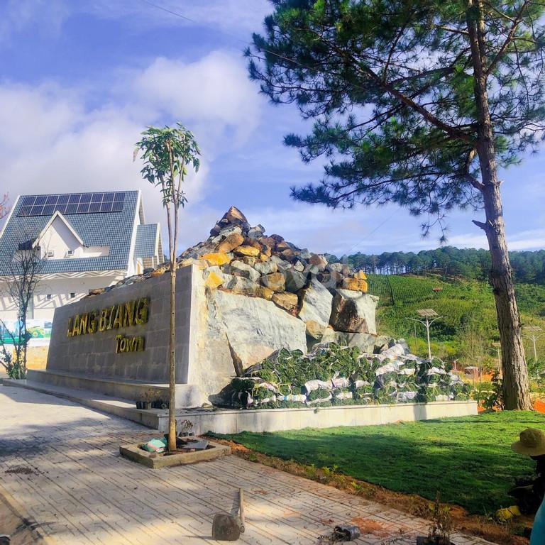 Bán gấp lô đất tại khu đô thị Vạn Xuân - Lạc Dương _ Lâm Đồng