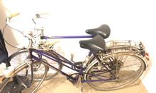 Bán 02 xe đạp đôi Peugeot màu tím đời 1979 khá nguyên bản