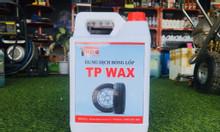 Dung dịch nước bóng lốp xe đậm đặc tp wax 5L