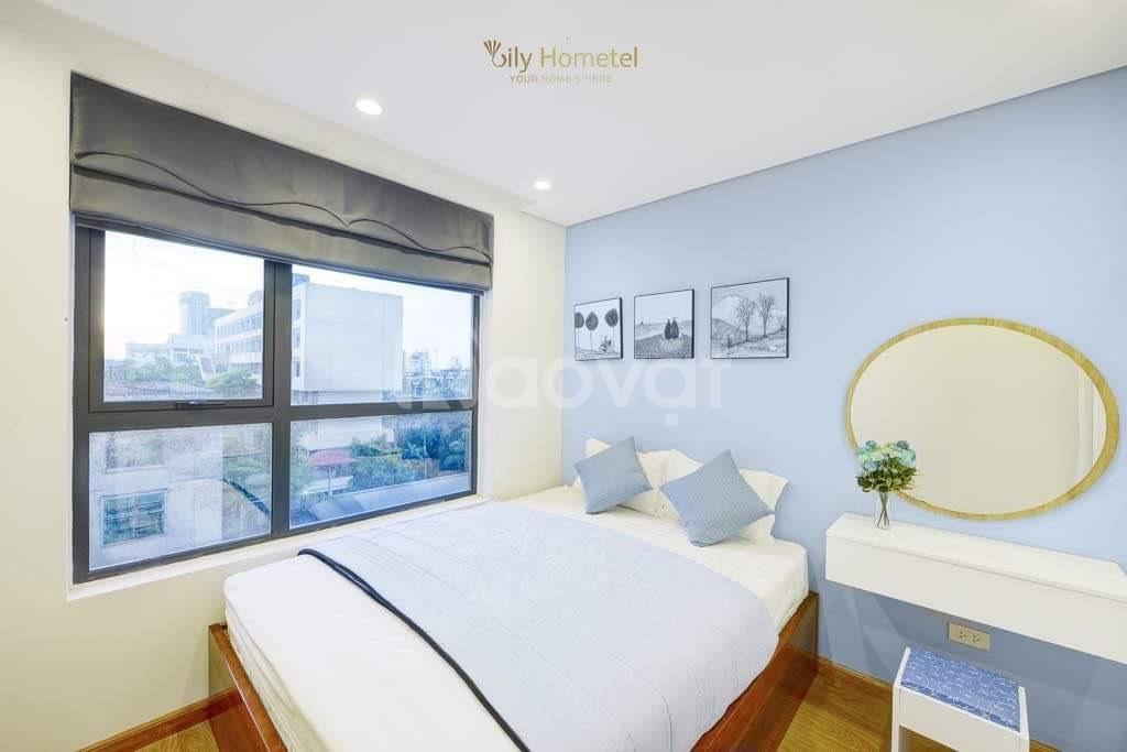 Cho thuê CHCC HongKong Tower 243 Đê La Thành chỉ từ 13tr