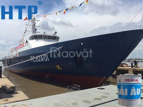 Cần cung cấp sơn epoxy Hải Âu số lượng lớn cho công trình nhà xưởng