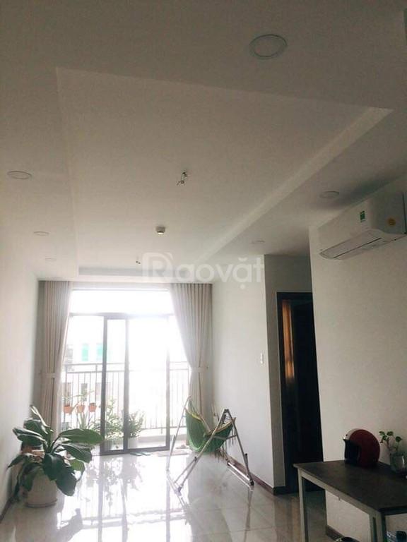Cho thuê căn hộ D - 16 - 02 view hồ bơi giá 8 tr/th, Có ít nội thất (M