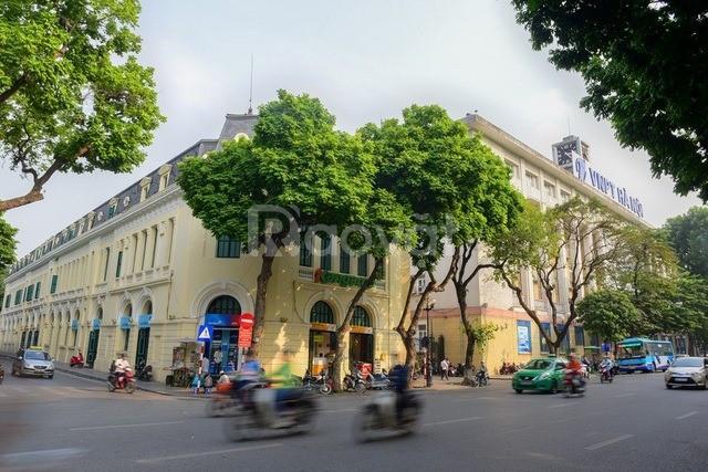 Bán nhà mặt phố Hồ Gươm, P. Tràng Tiền, Q. Hoàn Kiếm, Tp Hà Nội