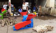 Máy băm gỗ đa năng 2T băm cành thân cây gỗ làm dăm gỗ