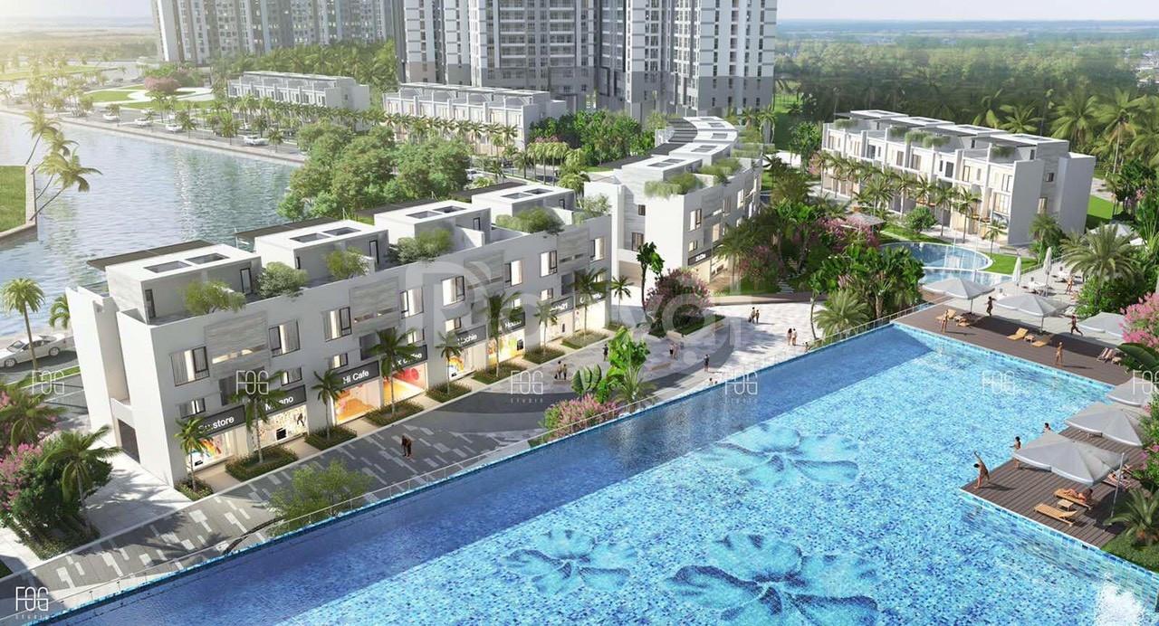 Chủ đầu tư mở bán căn hộ chung cư Sky Oasis Ecopark