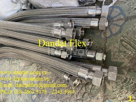 Các loại khớp nối mềm inox + catalogue khớp nối mềm inox