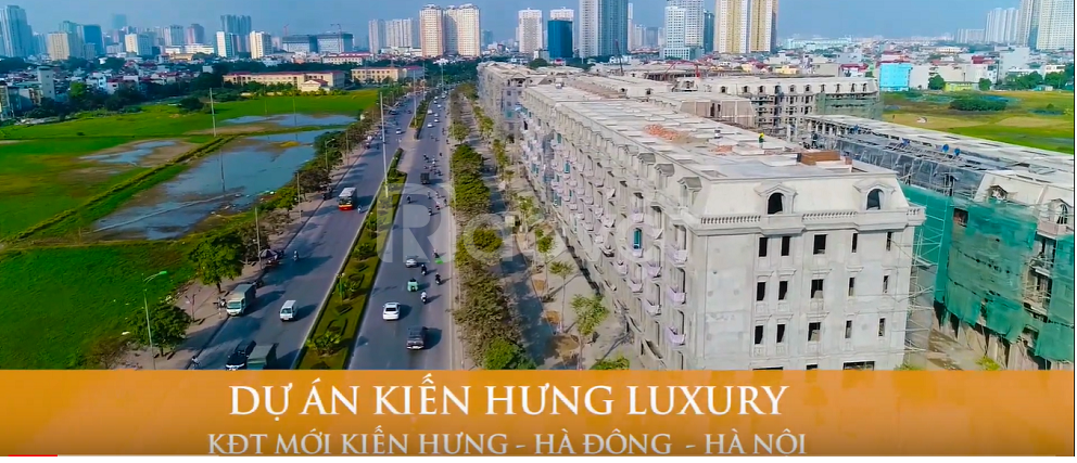 Bán nhà xây 5 tầng, mặt tiền 7m, bán Liền Kề Shophouse mặt phố Hà Đông