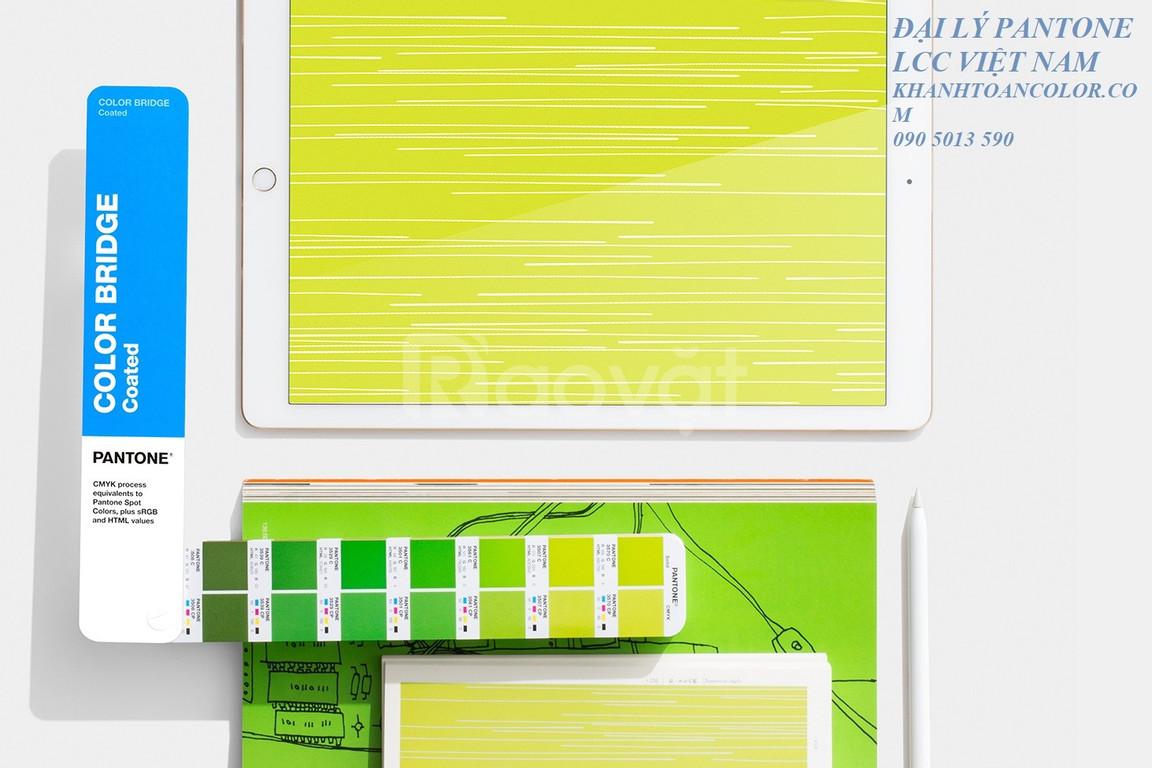 Bảng màu Pantone Color Bridge Coated – GG6103A