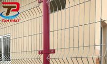 Hàng rào mạ kẽm, hàng rào chắn sóng giá rẻ