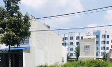 Bán nhanh lô đất mt đường số 7 trong kdc Tên Lửa,gần bx Miền Tây.