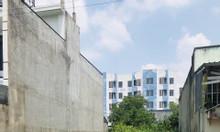 Chính chủ bán nền đất liền kề Aeon Bình Tân đường Số 7, Trần Văn Giàu,