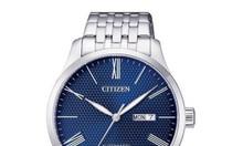 Đồng hồ nam Citizen AG8300-52L - Quartz (pin) - Dây kim loại