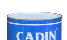 Nhà cung cấp sơn dầu cadin lon 3kg màu trắng tại Long An