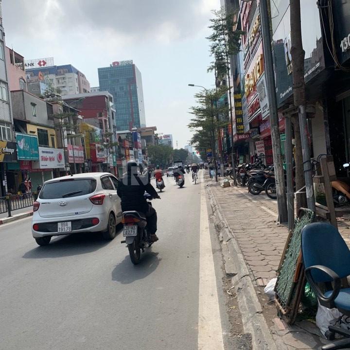 Bán nhà mặt phố Nguyễn Lương Bằng, quận Đống Đa, 45m2, MT 4.6M