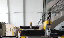 Máy cnc cắt gỗ 1 đầu, máy cnc cắt quảng cáo, máy cnc 1325 cắt gỗ, mica