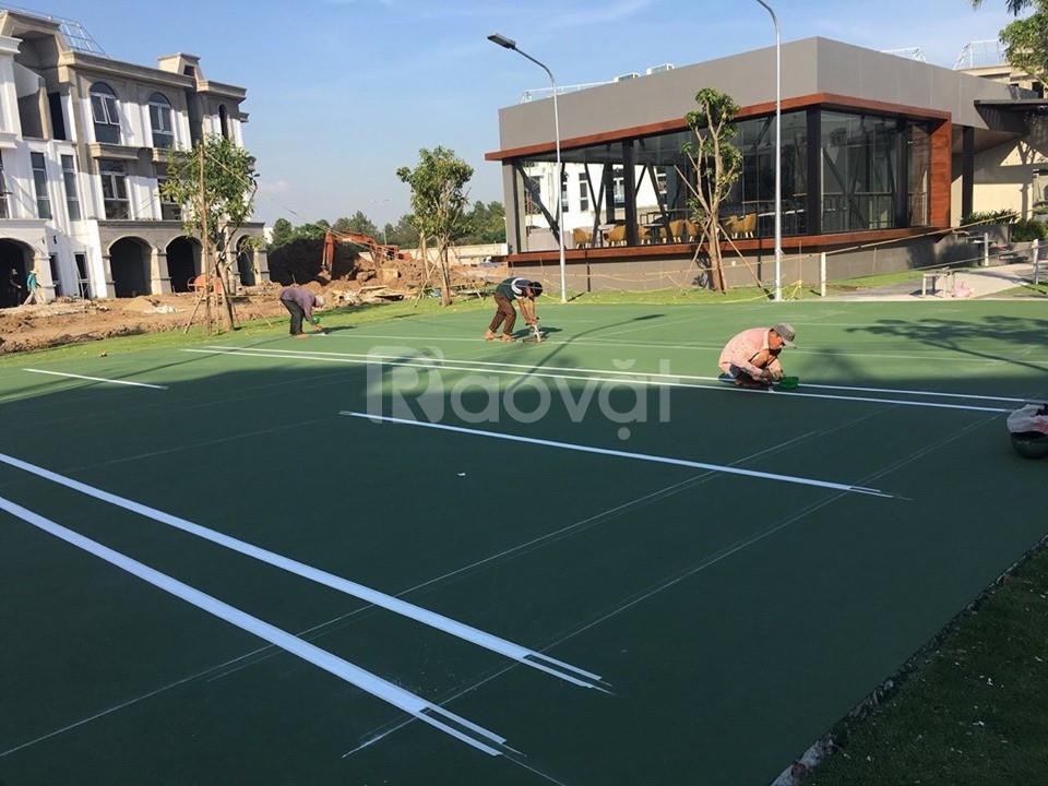Đại lý phân phối sơn sân tennis Terraco chính hãng chất lượng cao