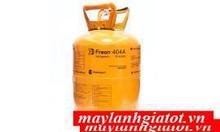 Thành Đạt - Bán gas lạnh R404A Chemours Freon và các vật tư lạnh khác