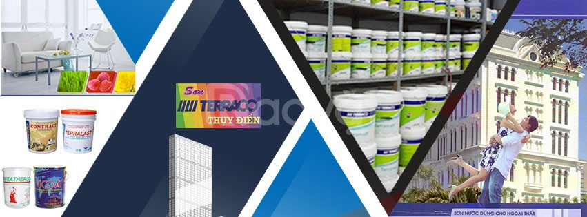 Cần tìm mua Sơn nước Terraco giá rẻ chất lượng cho công trình