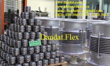 Khớp nối giản nở nhiệt, khớp giản nở kim loại, ống co giản inox 304