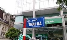 Bán nhà Thái Hà Đống Đa 92m2, 5 tầng, MT 6.5m, giá 19,5 tỷ
