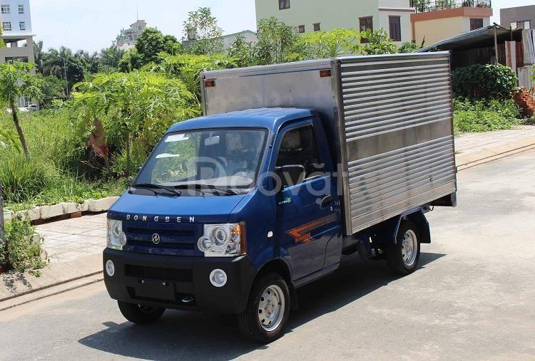 Giá xe tải 1 tấn | xe dongben 2020 | dongben db1021 + Bình Dương