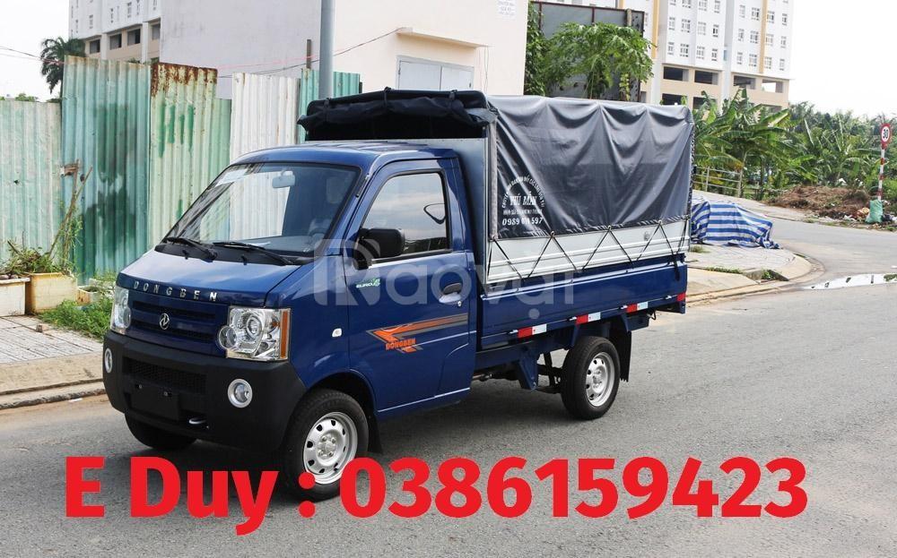 Giá xe tải 1 tấn | xe dongben 2020 : dongben 1021 thùng +bình dương