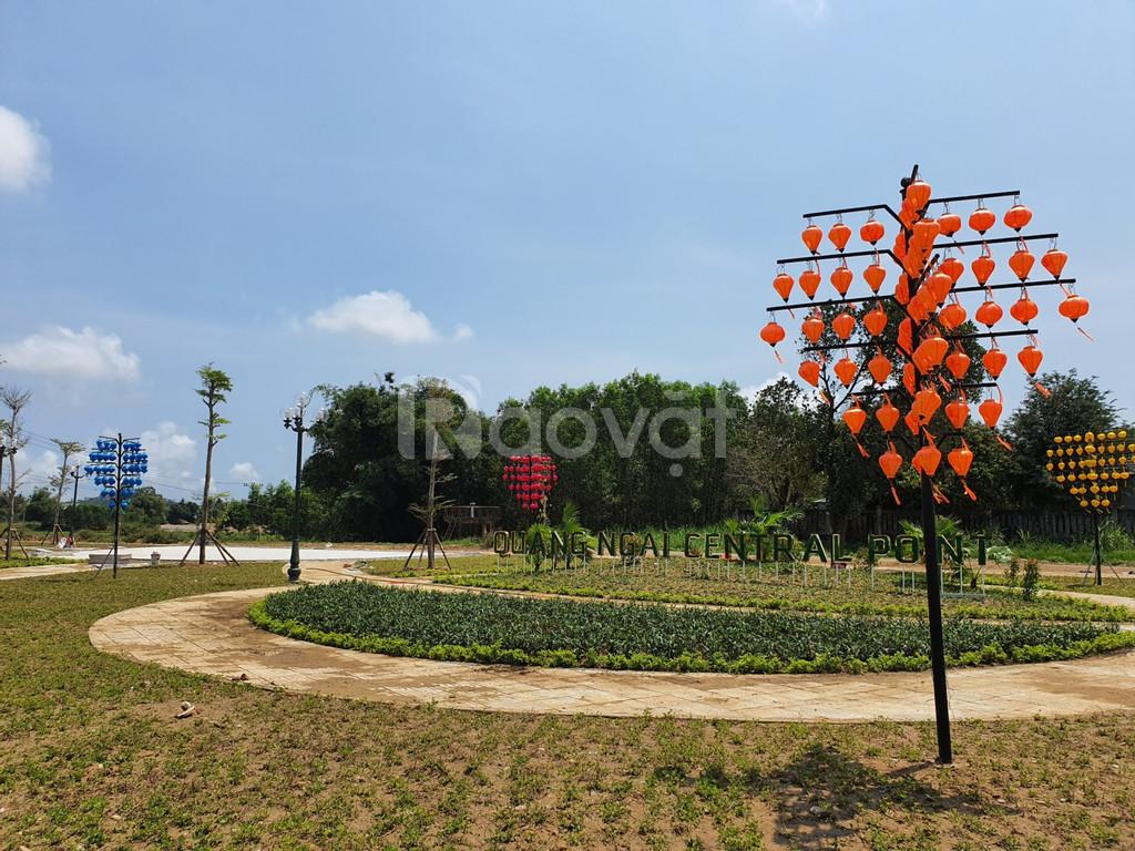 Dự án Quảng Ngãi Central Point trung tâm tp Quảng Ngãi Giá chỉ 15 tr/m