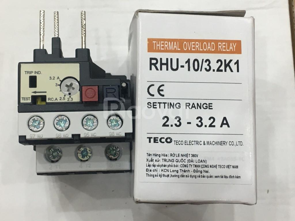 Rơ le nhiệt TECO RHU-10/3.2k1